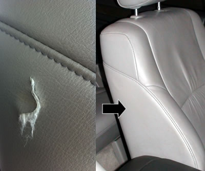 Auto Interior Repair - Car Vinyl Repair - Leather Repair Toronto