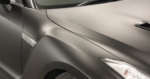Matte Paint Coating