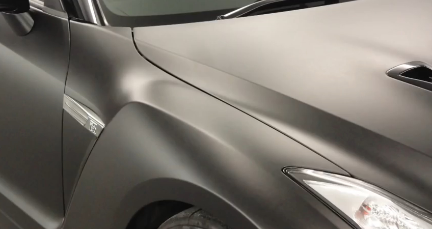 Matte Paint Coating Toronto Matte Cars Protection Coating