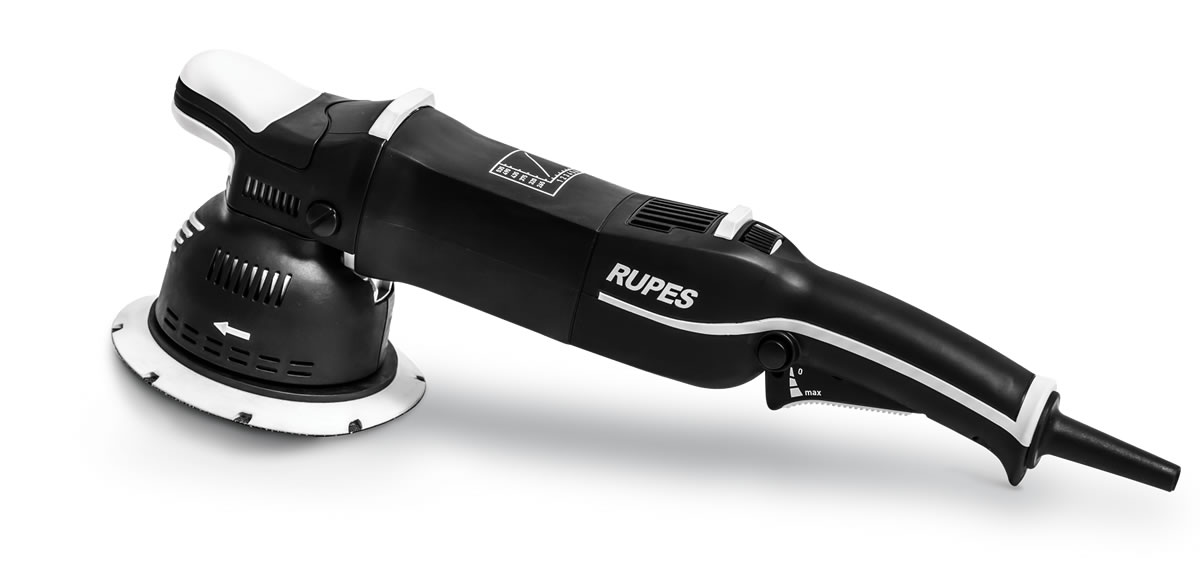 RUPES BigFoot LK 900E Forced Rotation Polisher