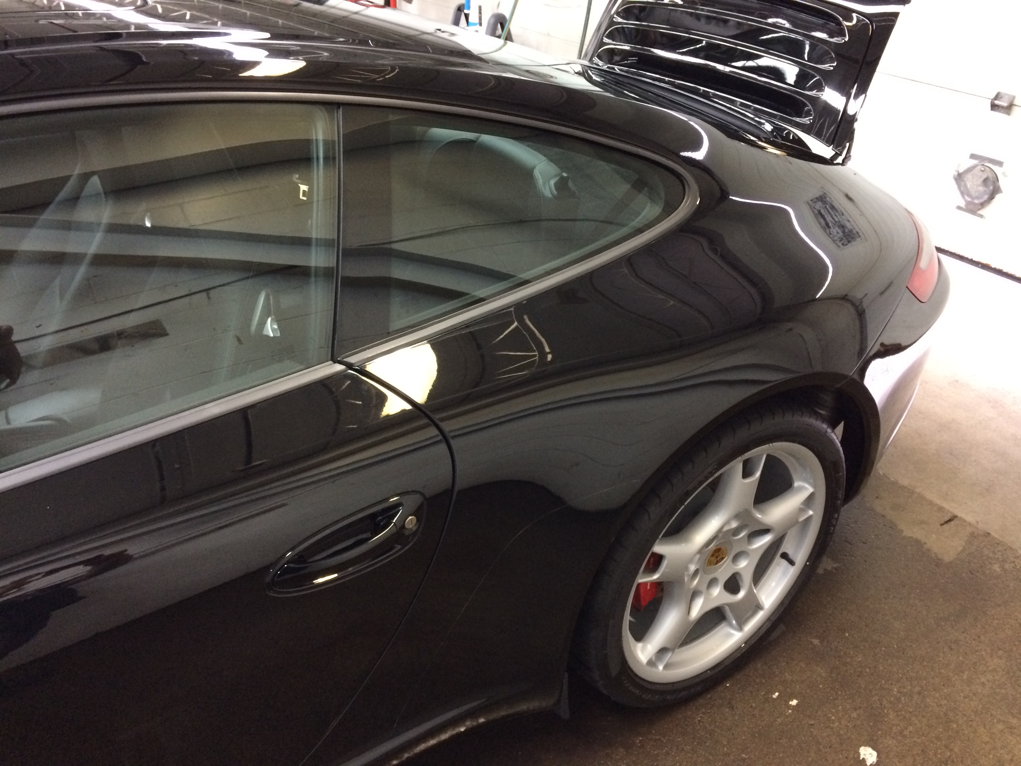 Porsche 911S Ultimate Car Detailing